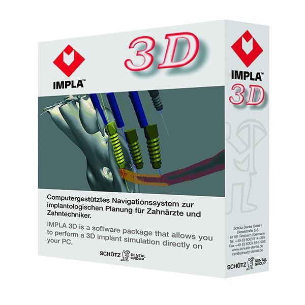 IMPLA® 3D Lab planningsoftware