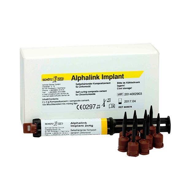 Alphalink Implant bevestigingscomposiet