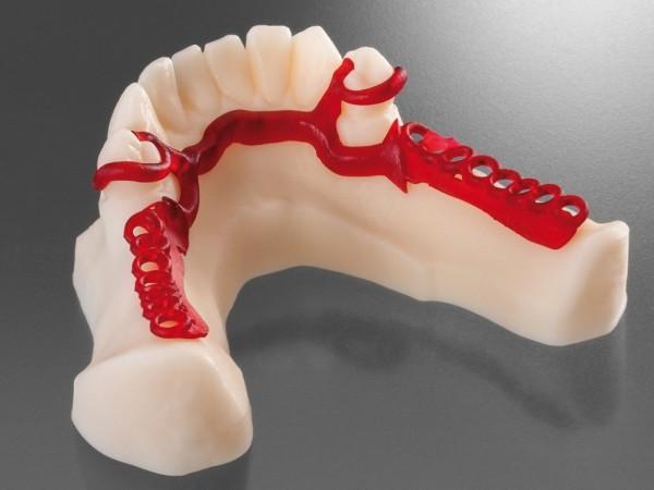 3D printmateriaal inbedden/gieten